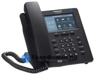 Panasonic KX-HDV330RUB проводной SIP-телефон