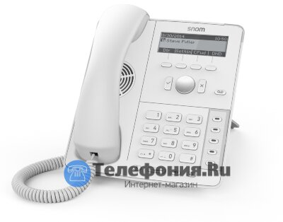 Snom D715 IP White телефон