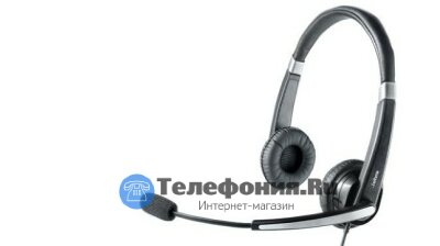 Гарнитура Jabra UC VOICE 550 Duo MS (5599-823-109)